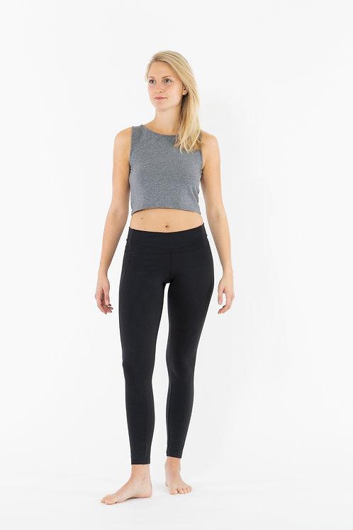 Yoga Leggings High SOFT BLACK