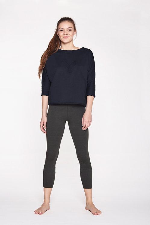 Y - Sweater SOFT BLACK