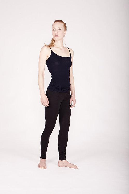 Yoga Leggings Plain SOFT BLACK
