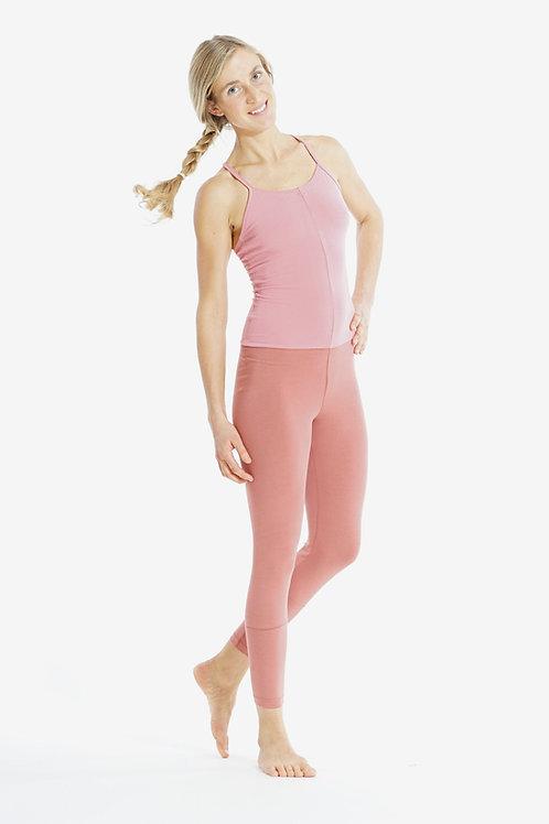 Yoga Jumpsuit Cross - BICOLOR