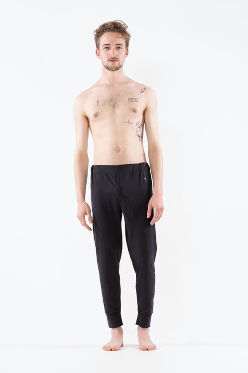 MEN`S PANTS - BLACK