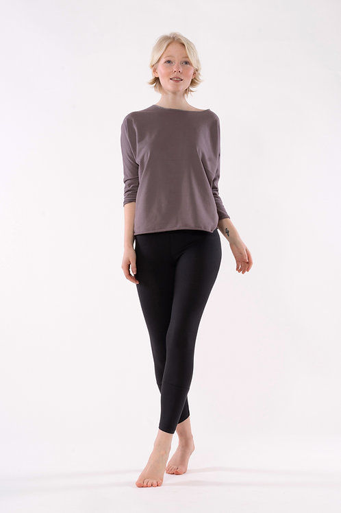 Sweater SOFT BLACK / BLUE /TAUPE