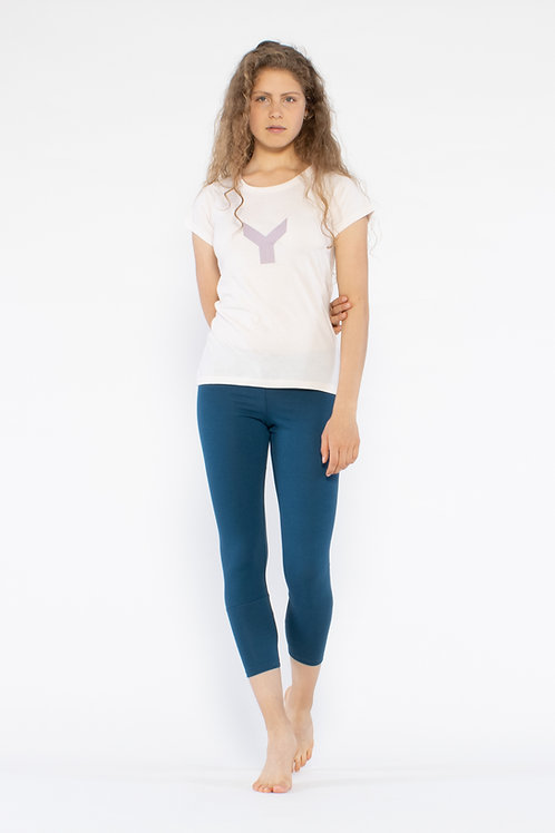 Yoga Y - T-Shirt LIGHT ROSE