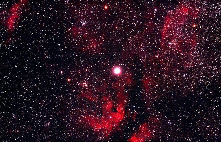 Gamma Cygni Nebulosi