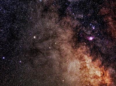 A Summer Milky Way