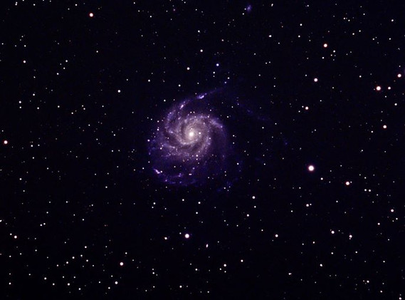 M-101, (NGC5457) The Pinwheel Galaxy