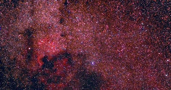 North Amercia Nebula