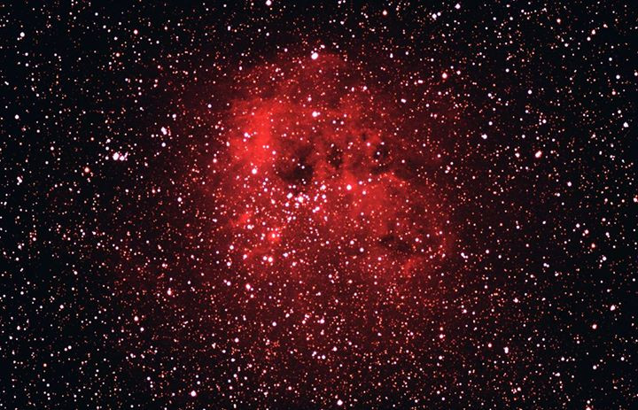 NGC 1893 is an Open Cluster IC 410