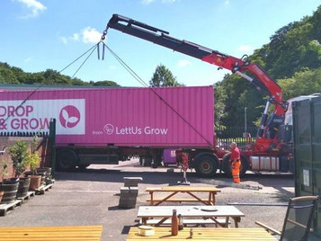 UK: First Container Farm Placed At University Campus In Bristol