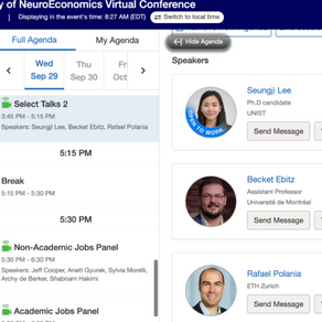 Virtual Conference (SNE)