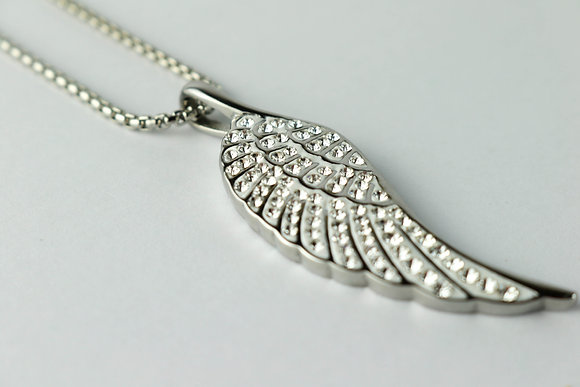 ANGEL WING SILVER