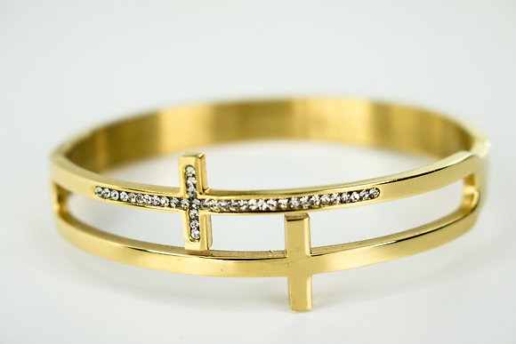 CONTINUANCE CROSS GOLD