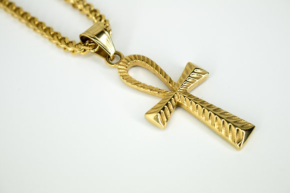ANKH SMALL GOLD
