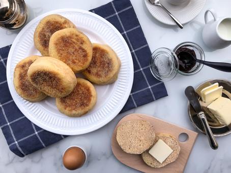 English muffin: la ricetta originale dei panini inglesi