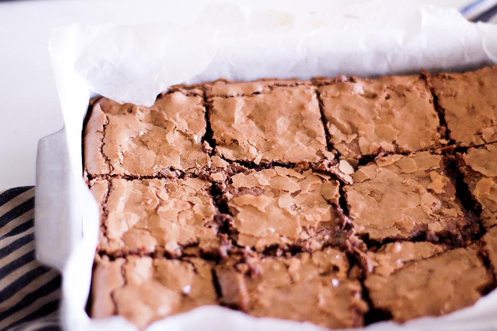 brownie senza glutine ricetta facile