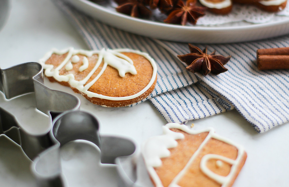 gingerbread cookies ricetta wow soft