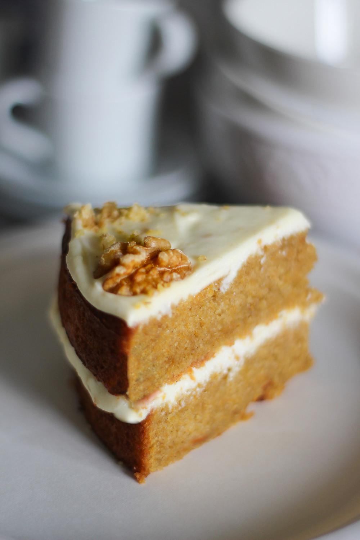 carrot cake ricetta originale americana light inglese semplice facile
