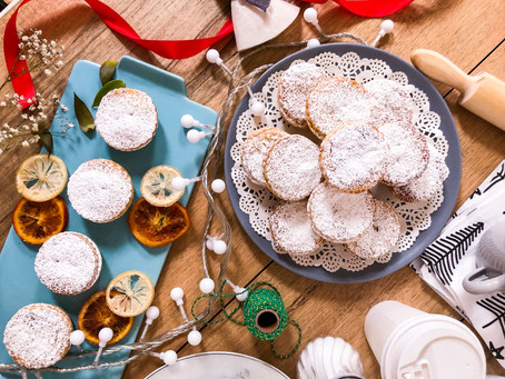 Mince Pies: la ricetta dei dolci inglesi da fare a Natale