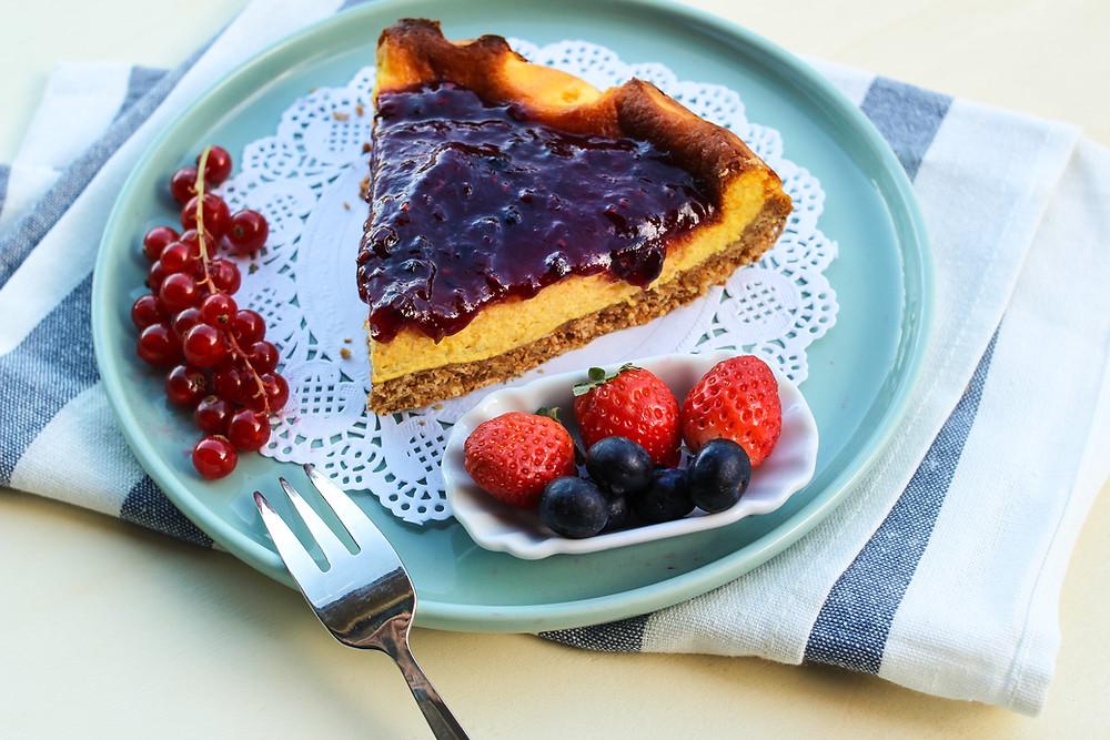 cheesecake italiana ricetta facile brunch buon brunch