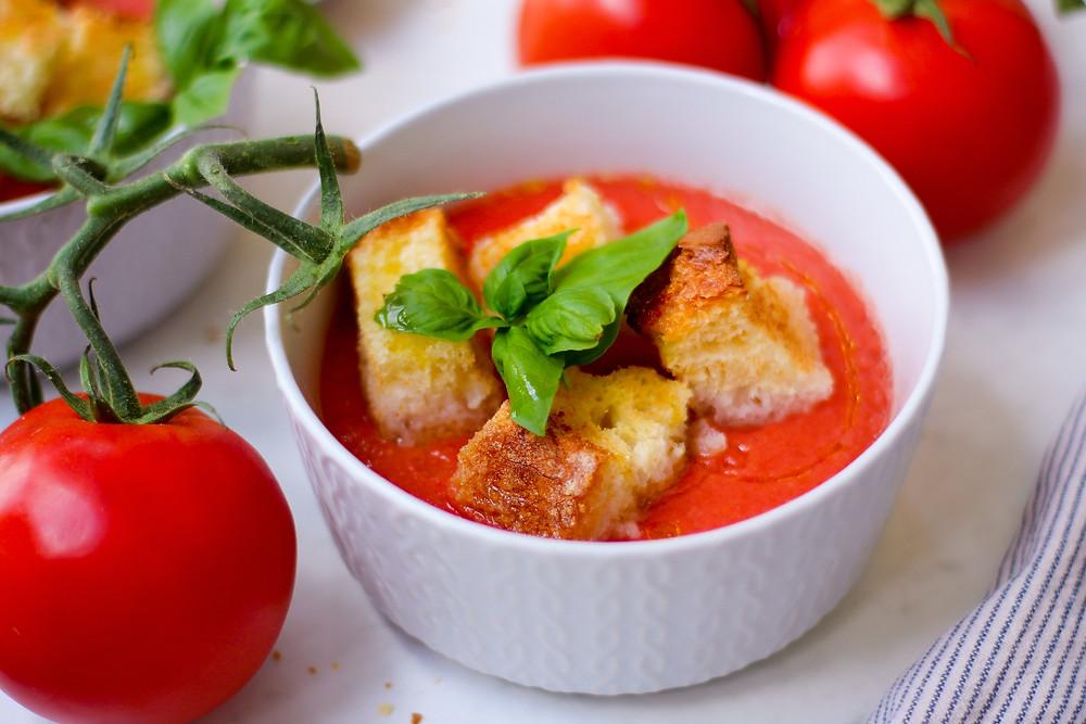gazpacho ricetta originale andalusa
