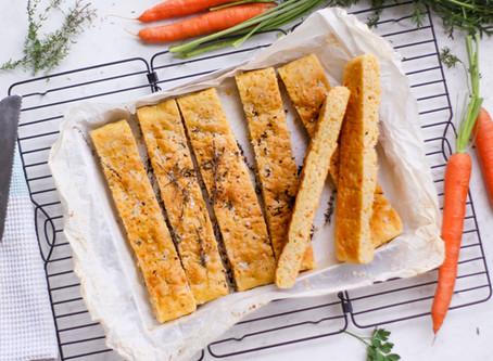 Focaccia morbida alle carote: ricetta facile e leggera
