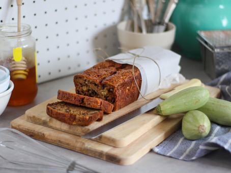 Zucchini bread: la ricetta originale (senza zucchero)