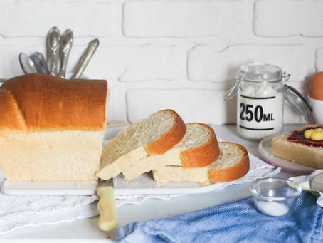 Pane da sandwich: la ricetta facile per farlo in casa