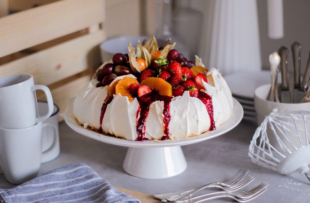 pavlova ricetta originale brunch