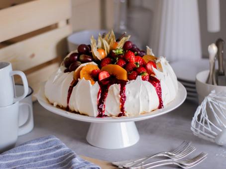 Pavlova: la ricetta originale del dolce australiano