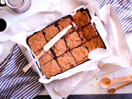 Brownie senza glutine: ricetta con cioccolato e caffè