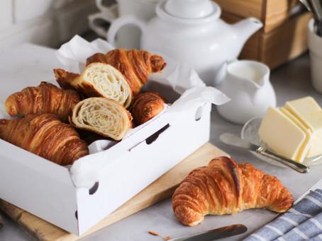 Come fare i croissant francesi a casa (come al bar!)
