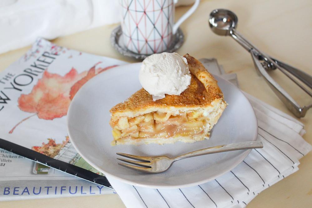 apple pie ricetta brunch torta di mele