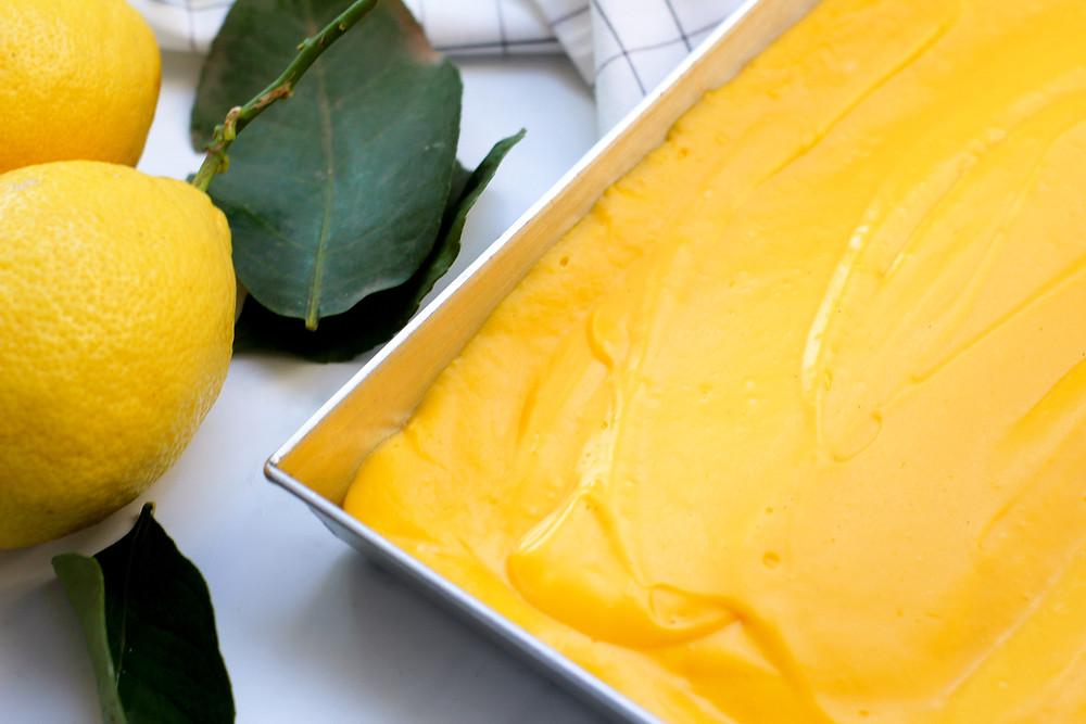 crema pasticcera ricetta facile al limone con amido di mais