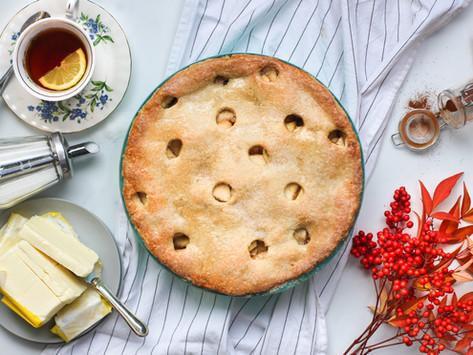 English apple pie: la ricetta della torta di mele inglese