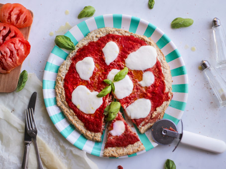 Pizza Fit: la ricetta (facilissima) della pizza di albumi