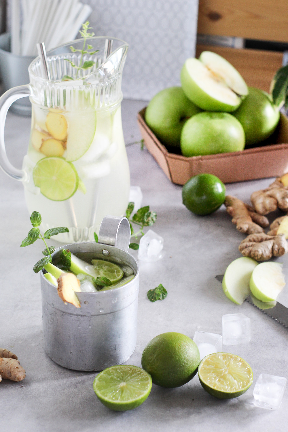moscow mule ricetta facile