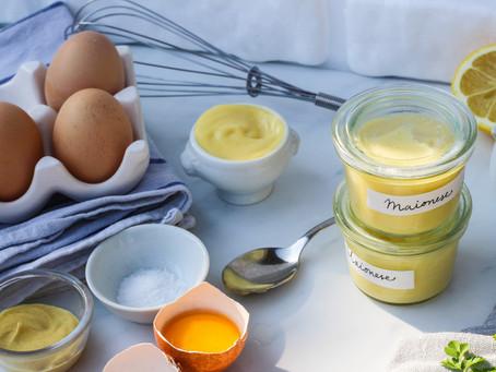 Come fare la maionese a mano: la ricetta classica