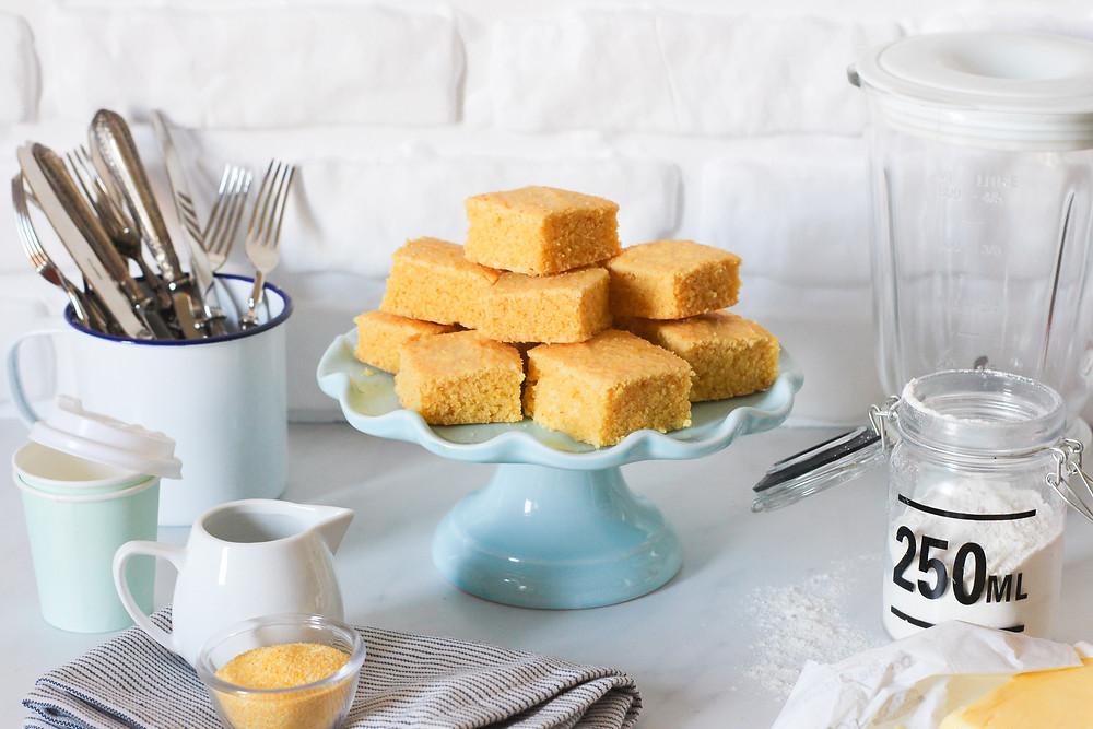 corn bread ricetta