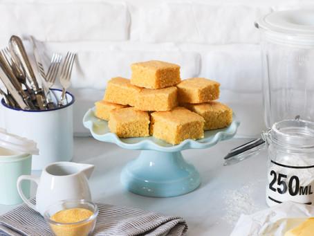 Corn bread: la ricetta del pane di mais americano