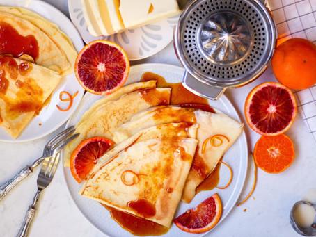 Crêpe Suzette: ricetta originale (e storia del piatto)