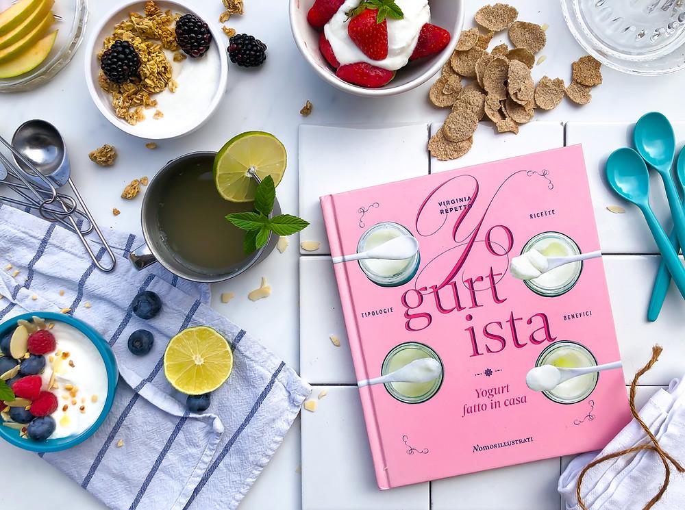 yogurt ricette yogurtista nomos edizioni brunch buonbrunch