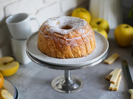 Charlotte di mele con pancarrè: la ricetta super facile