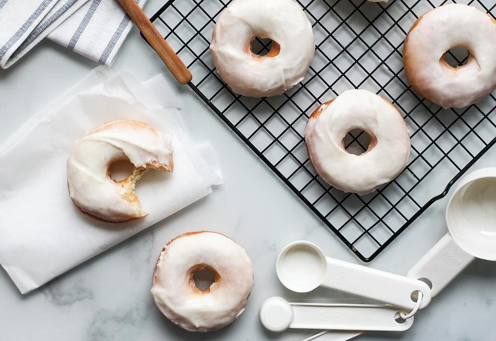 donuts ricetta ciambelle americane brunch buon brunch
