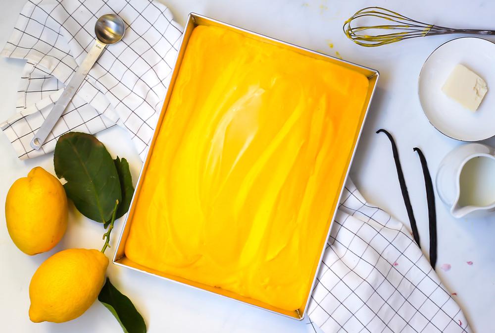 crema pasticcera ricetta facile della nonna con amido