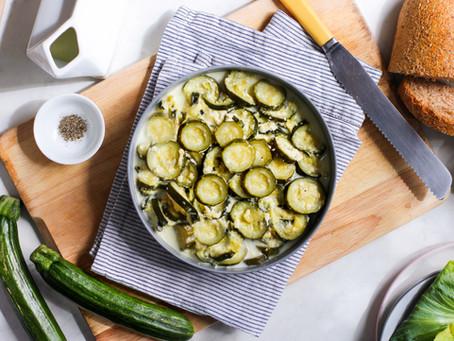 Come cucinare le zucchine al latte: la ricetta facile