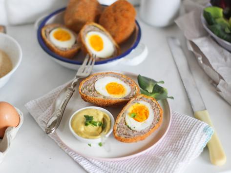 Scotch Eggs: la ricetta delle uova alla scozzese