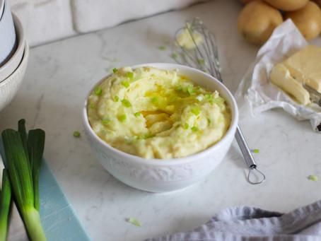 Champ irlandese: la ricetta del purè di patate e cipollotti da fare a San Patrizio