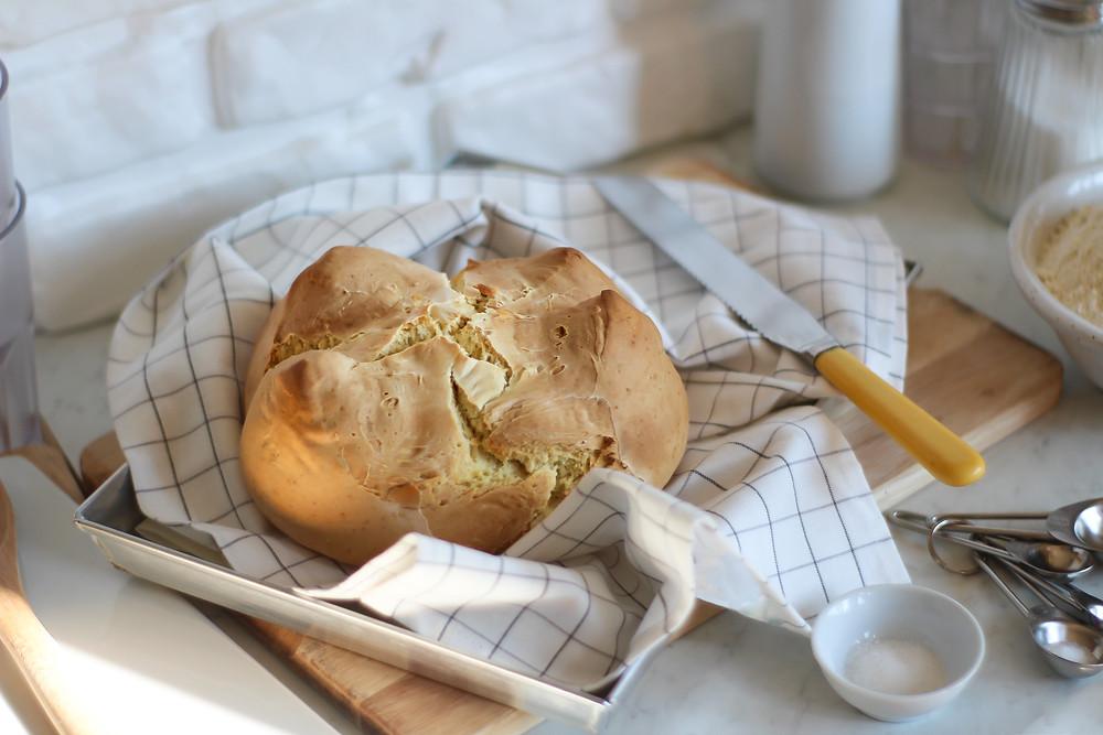 pane al bicarbonato irish soda bread brunch