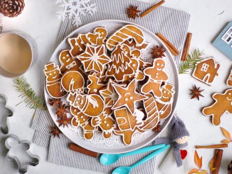Omini di pan di zenzero: ricetta dei biscotti di Natale
