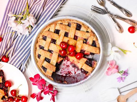Cherry Pie: la ricetta americana della torta di ciliegie